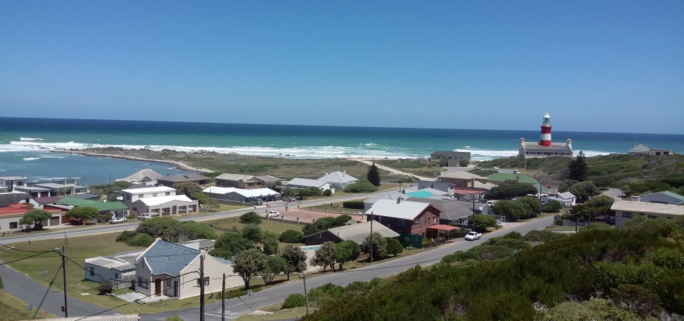 The Best View in Agulhas