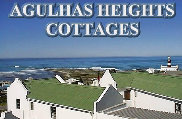 Self Catering Cottages at the Southernmost Point in Africa
